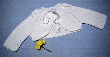 Болеро для девочки спицами: схемы и описание для начинающих