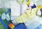 Узоры спицами для детских вещей: описание