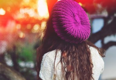 Вязание берета спицами: схемы для начинающих