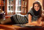 Вязание платья спицами для женщин: схемы и описание