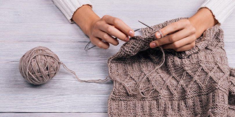 Вязание спицами для начинающих: схемы