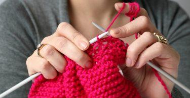 Вязание спицами: модели и схемы для начинающих