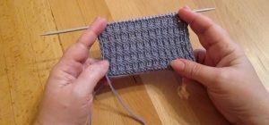 Узоры для мужского свитера спицами: схемы