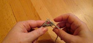 Накид переснимаем без провязывания