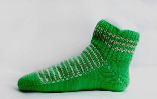 Бесшовные носки для ребенка