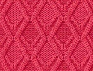 Красивые узоры для вязания