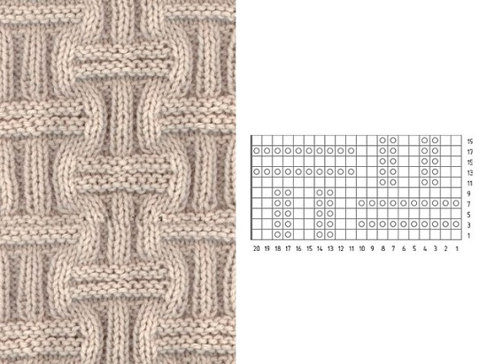 Идеальный узор – простая геометрия