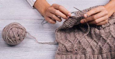 Обозначение петель при вязании спицами