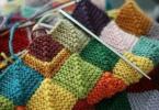 Техники вязания спицами