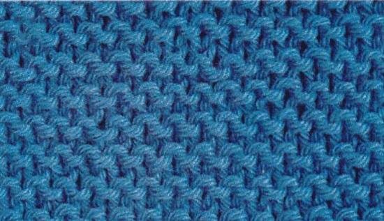 различные виды вязания спицами