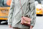 Схема вязания свитера для мужчины и женщины спицами