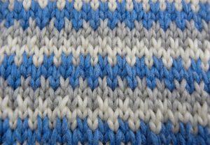 Как подобрать плотный узор для вязания спицами?